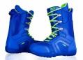 3e72e0a03332 Snowboardové boty WOOX Fairair blue 2015
